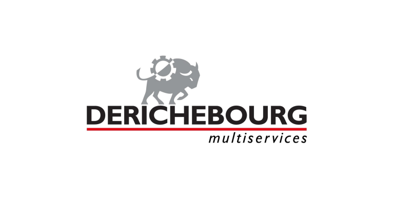 DERICHEBOURG Multiservices ambitionne de devenir une entreprise 100% Digitale en 2024 / Visuel