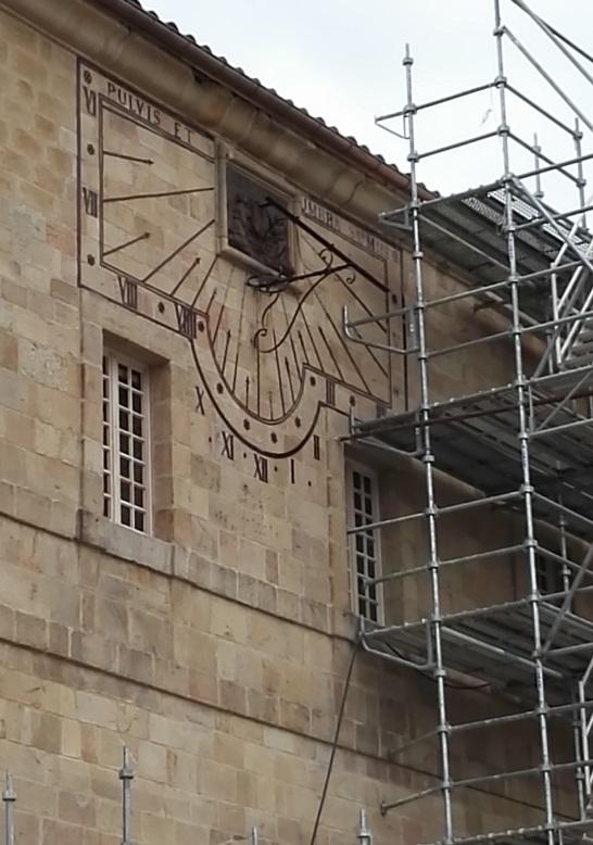 Des chaux naturelles lafarge pour restaurer l 39 ensemble for Architecte en chef des monuments historiques
