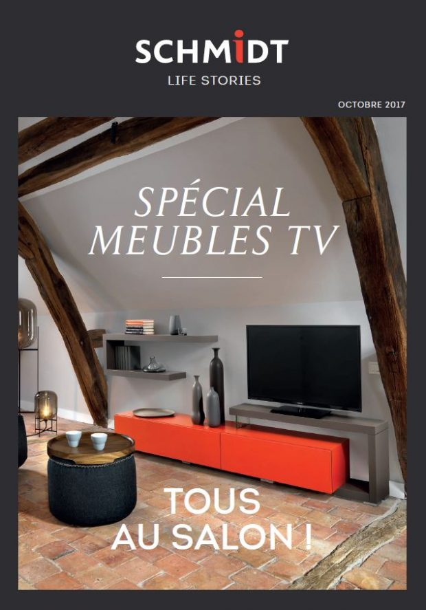 meuble tv schmidt awesome meuble de rangement sur mesure. Black Bedroom Furniture Sets. Home Design Ideas