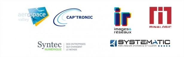 Création de l'association « Embedded France »  par Aerospace Valley, CAP'TRONIC,  Images & Réseaux,  Minalogic, Systematic Paris-Région et  Syntec Numérique
